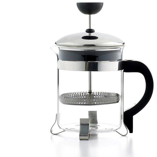 Primula 4 Cup Classic Chrome Coffee Press