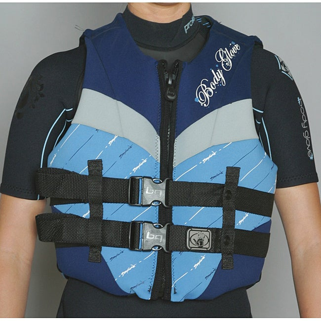 Body Glove Women's Blue/ Navy Formula PFD Life Jacket