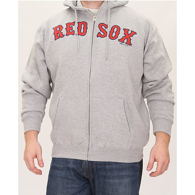 Stitches Men's Boston Red Sox Full Zip Hoodie