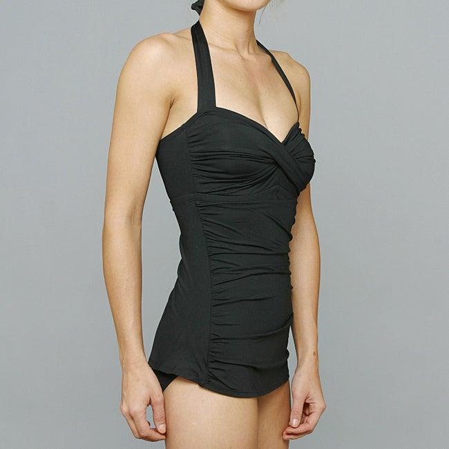 Jantzen Vamp D-Cup 1-Piece Swimsuit