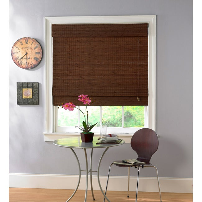 Imperial Cocoa 48x72-inch Matchstick Blind