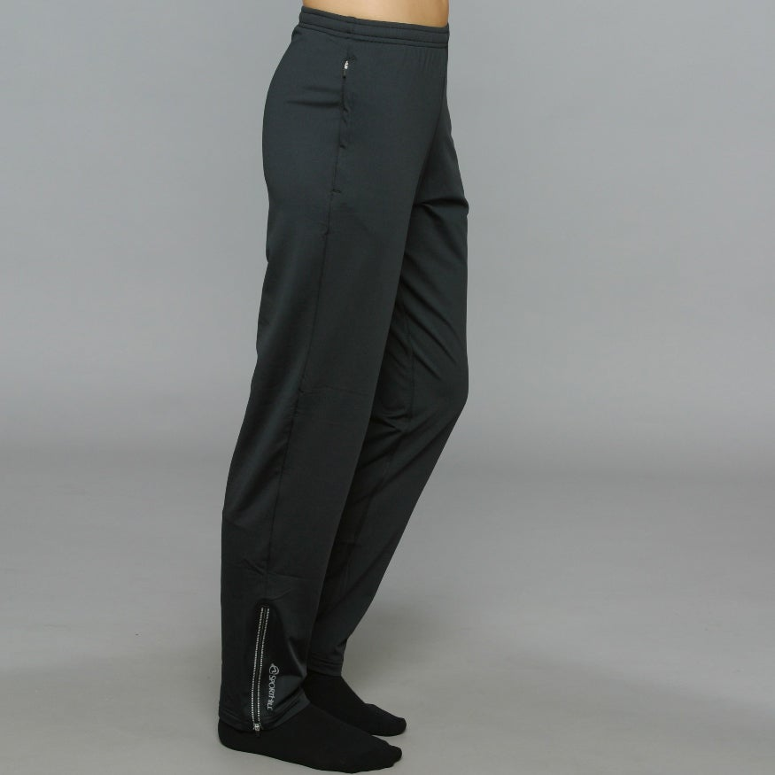 SportHill Women's Nomad II Fitness Pant in Black