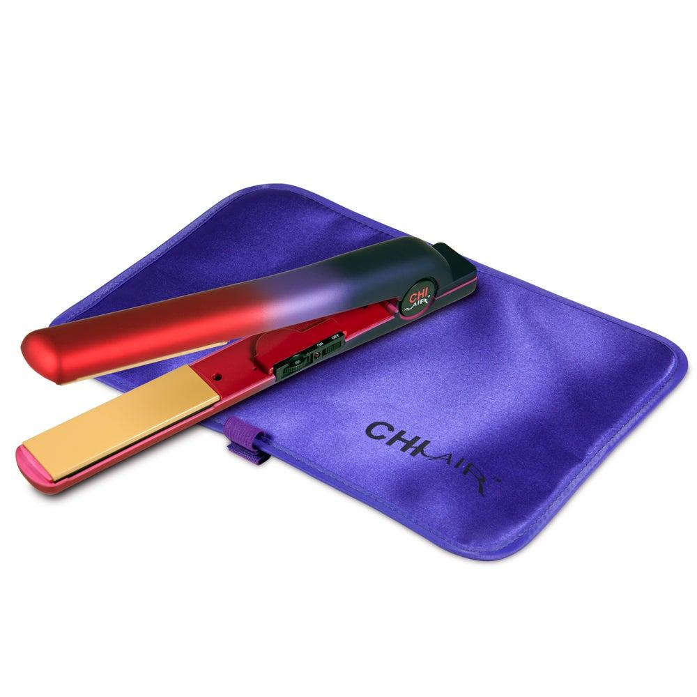 CHI Air Expert Classic Tourmaline Flat Iron and Thermal Mat