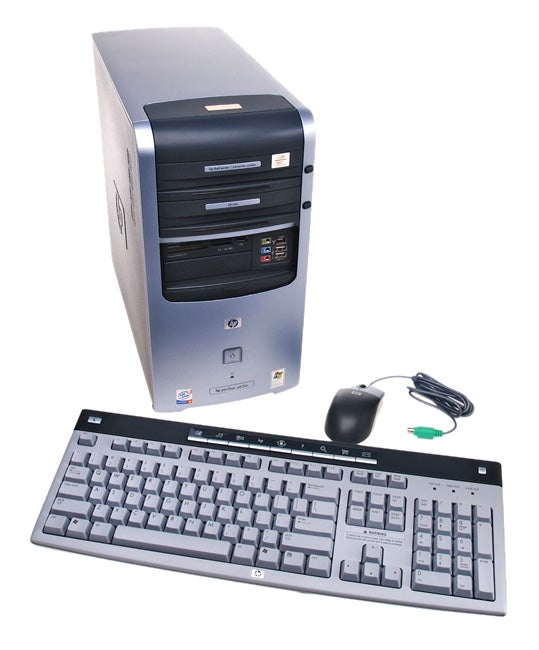 HP Pavilion A762X 2.66GHz Pentium 4 512MB/80GB CD-RW/DVD Desktop Computer