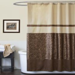 Shower Curtains Green And Brown