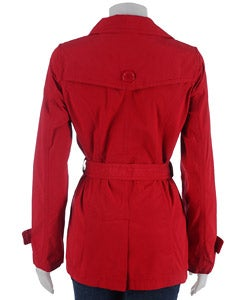 Jou Jou Belted Trench Coat