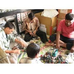 Metal 'Seven Bells Ringing' Nana Bells (India)