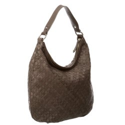 Presa 'Mable' Woven Hobo-style Bag