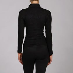 ColdPruf Women's Extreme Performance Mock Neck Thermal Top