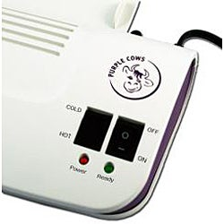 purple cow laminator machine