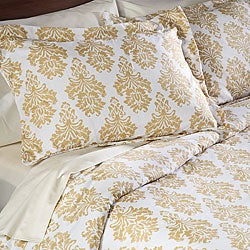 Somerset Full/Queen-size 3-piece Duvet Cover Set