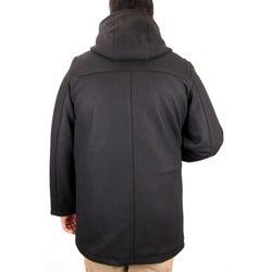 Hudson Outerwear Men's Toggle Wool Coat