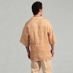 Ferrecci Men's Two-piece Linen Walking Suit