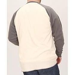 Stitches Men's Chicago White Sox Raglan Thermal Shirt