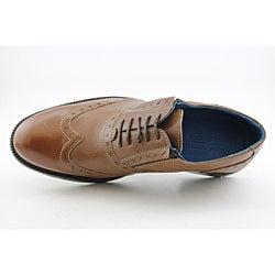 Lounge By Mark Nason Men's Hoxton Brown Dress Shoes