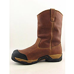 Georgia Men's Diamond Trax Brown Boots