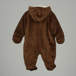 Disney Classic Pooh Infant Boy's Chenile Insulated Body Suit