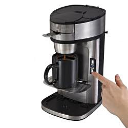 Hamilton Beach Single Serve Scoop Coffee Maker