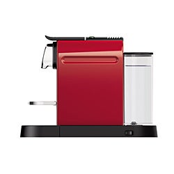Nespresso Red Stand Alone Citiz Coffee Maker (Refurbished)