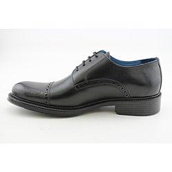 Lounge By Mark Nason Men's Denton Westside Black Dress Shoes