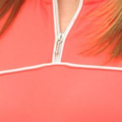 Gear for Sports Women's Peach Fleece 1/4-zip Jacket