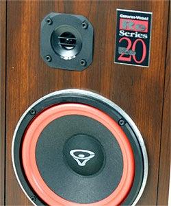 Cerwin Vega RE-20 Bookshelf Loudspeaker (Refurbished)