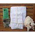 Grandeur Cotton 12-piece Bath Towel Set