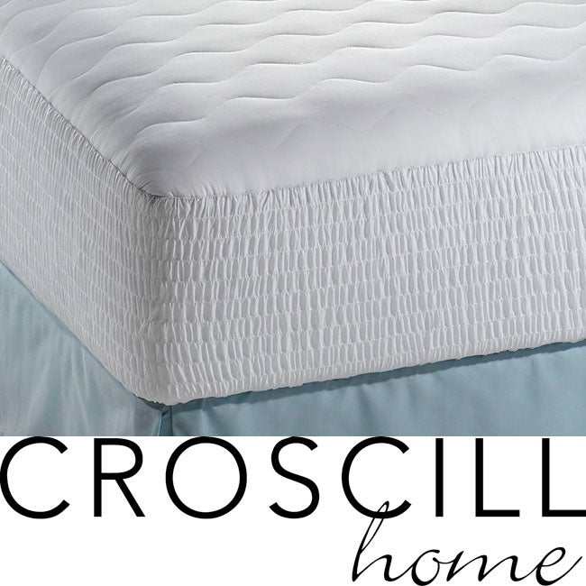 Croscill Egyptian Cotton Mattress Pad