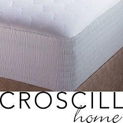 Croscill Pima Cotton 310 Thread Count Mattress Pad