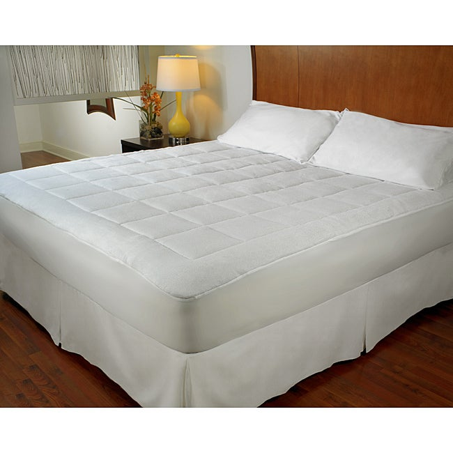 Dream Cloud Micro Plush Queen/ King/ California King-size Mattress Pad