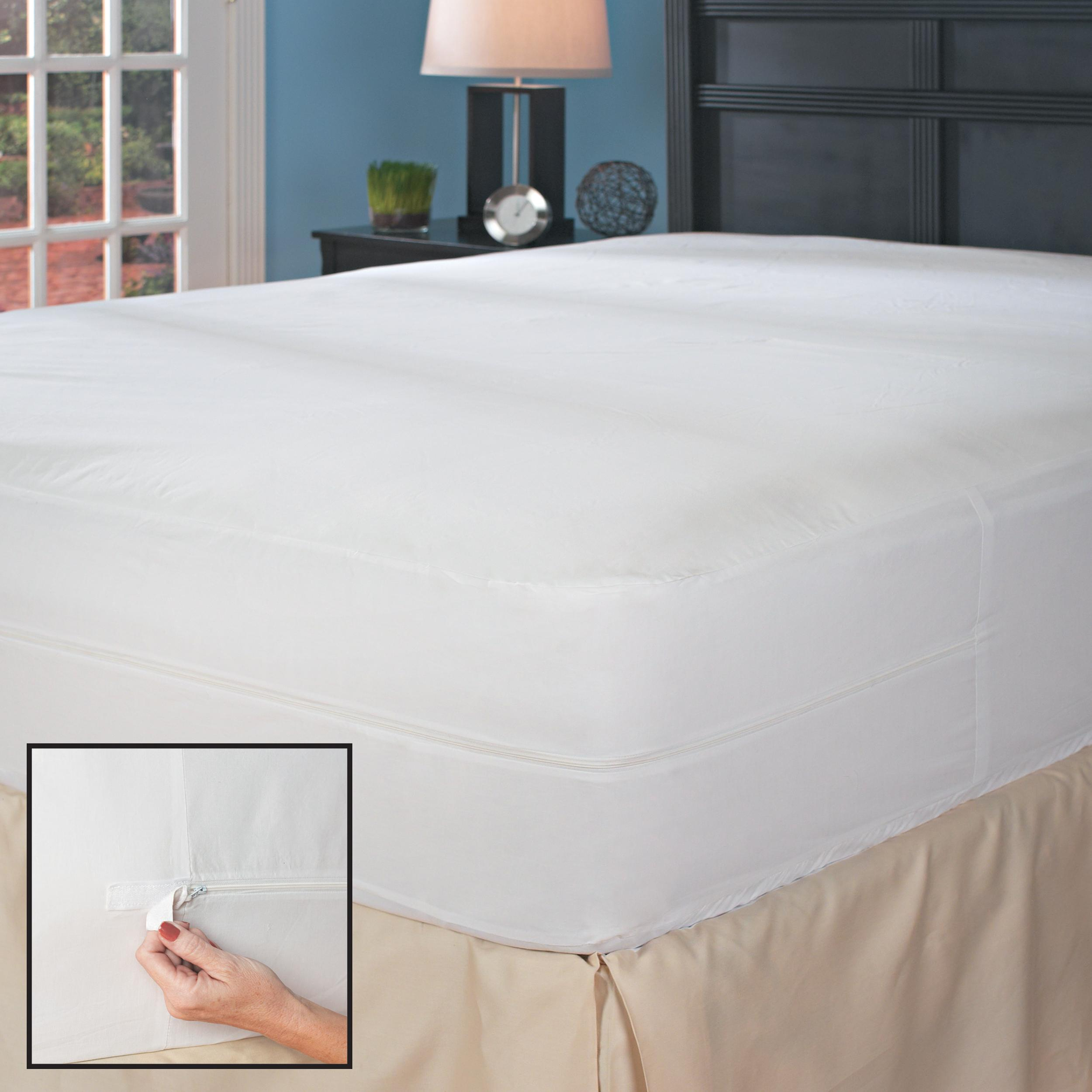 Complete Protection Mattress Protector