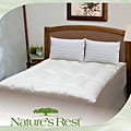 Nature&#39;s Rest Eco Feather Bed Topper