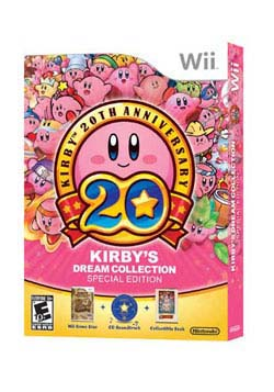 Wii - Kirby's Dream Collection: Special Edition