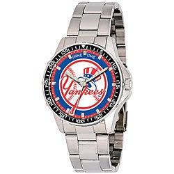 New York Yankees Top Hat Men's Coach Series Watch