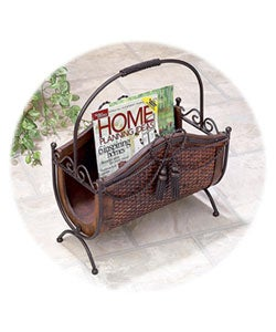 Sorrento Magazine Rack