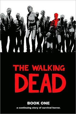 The Walking Dead Book 1 (Hardcover)