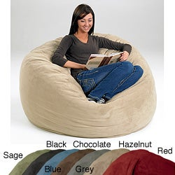 Large Memory Foam Bean Bag
