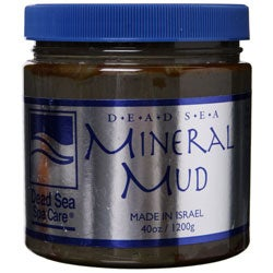 Dead Sea Spa Mineral Mud