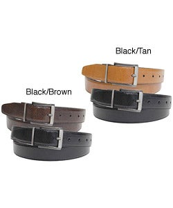 Boston Traveler Men's One Size Fits All Reversible Belt