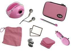 NinDS - 17 in 1 Bundle Pak-Pink