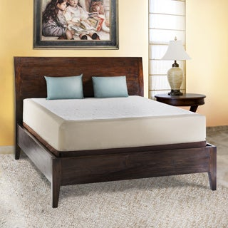 Comfort Dreams Select-A-Firmness 11-inch California King-size Memory Foam Mattress