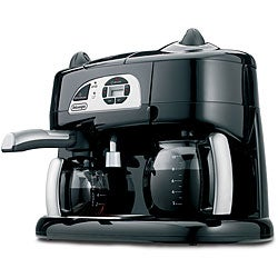 DeLonghi BCO130T Combination Coffee/ Espresso Machine