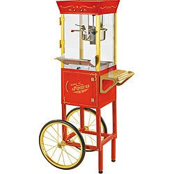 Nostalgia Electrics Circus Cart Popcorn Maker