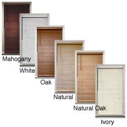 Bamboo 2-inch Blind (40 in. x 64 in.)