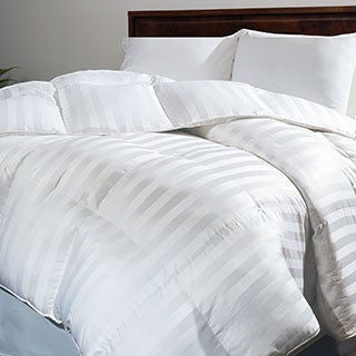 Hotel Grand Oversized 500 Thread Count Extra Warmth Siberian White Down Comforter