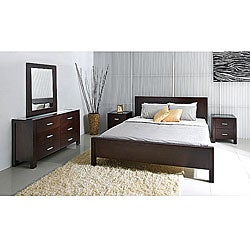 ABBYSON LIVING Hamptons 5-piece Queen-size Platform Bedroom Set