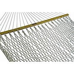 Deluxe Cotton Rope Hammock