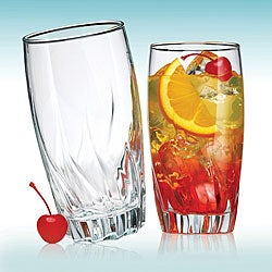 Anchor Hocking '5th Avenue' 4-piece 17-oz Glass Set