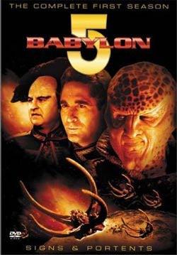 Babylon 5: The Complete First Season (DVD)
