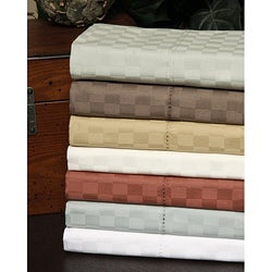 Andiamo Egyptian Cotton 500 Thread Count 4-piece Sheet Set